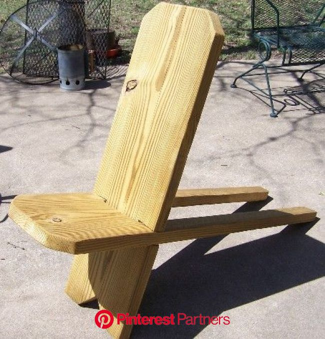 Works of Art - Chairs | Wood projects, Art chair, Woodworking