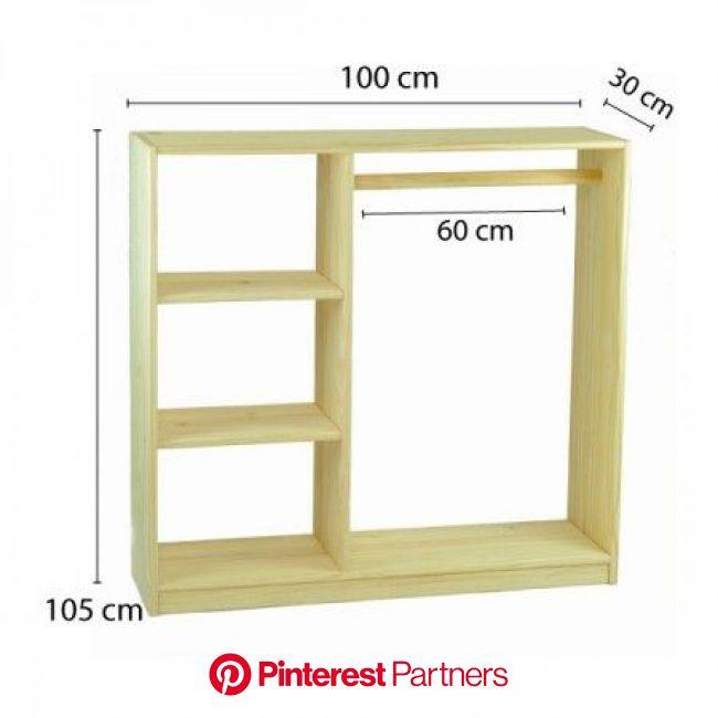Closet Infantil Montessori - Tadah! Design   Muebles montesori, Muebles montessori, Muebles para niños