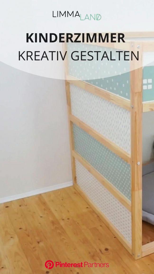 Gestalte dein IKEA Kinderzimmer neu [Video] | Ikea kinderzimmer neu, Kinder zimmer, Kinderzimmer