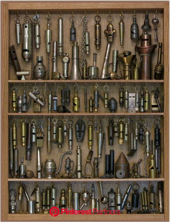 The Whistle Gallery — Buys, Sells, & Trades in Rare & Antique Whistles, Small items either tak… | Displaying collections, Collections of objec
