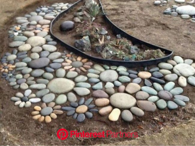 Pin by Phsmagic on zen Back yard in 2021 | Landscaping with rocks, Diy landscaping, Rock garden