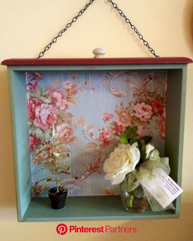 17 Stunning Decoupage Ideas to Makeover Your Furniture | Decoupage furniture, Old drawers, Crafts