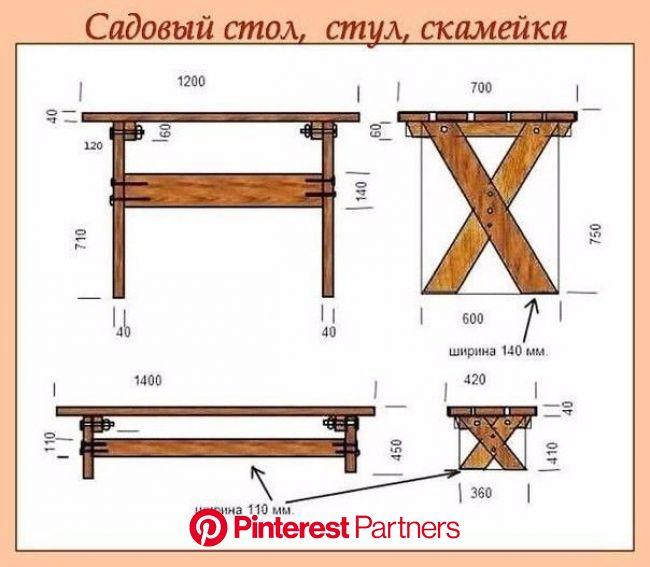 image (604×527) | Decoraciones del hogar, Planos de muebles, Mesas de comedor