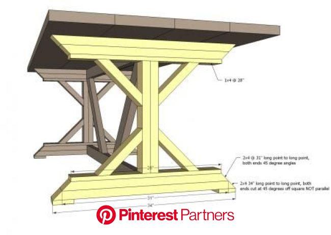 Fancy X Farmhouse Table Farmhouse Table Plans Diy Farmhouse Table Farmhouse Kitchen Tables Wood Decor 2019 2020
