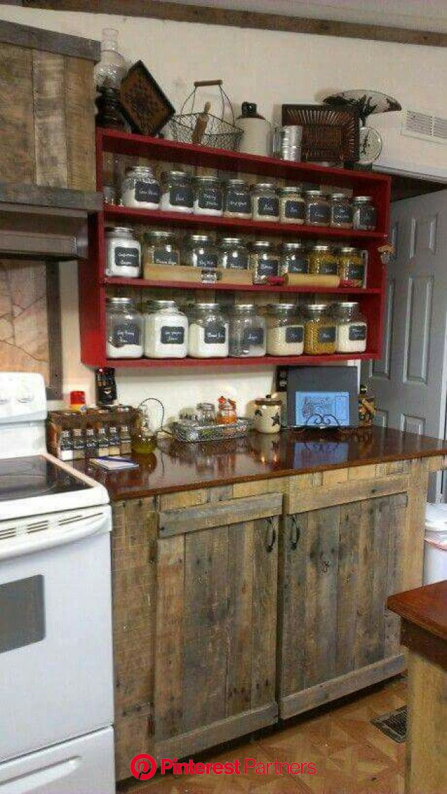 7 Ideas For A Farmhouse Inspired Kitchen On Budget Rustic Design Cabinets Wood Decor 2019 2020