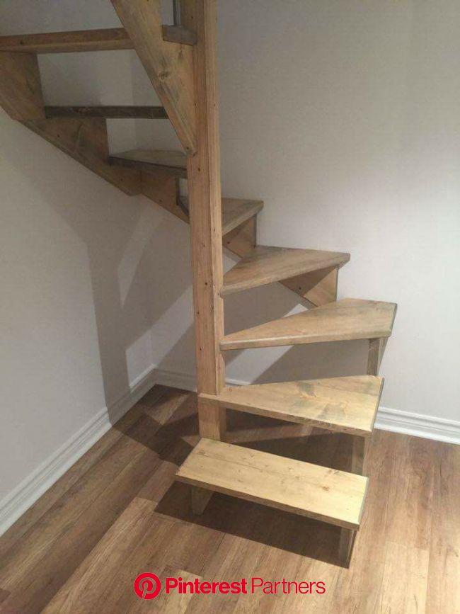 19+ Elegant Attic Staircase Ideas | Tiny house stairs, Diy staircase, Loft staircase