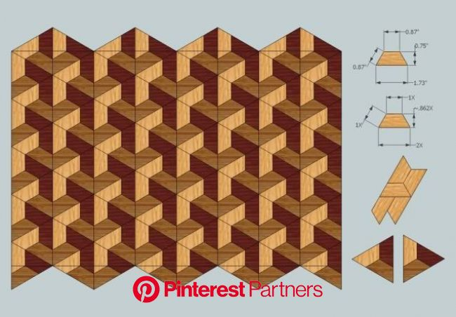 I keep telling my co-quilters that wood & quilting are very much related .. this is also a quilting design! | Wood patterns, Woodworking crafts, W