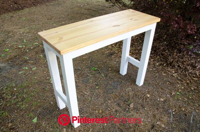 DIY Pub Table in 2020 (With images) | Pub table, Table, Diy home improvement