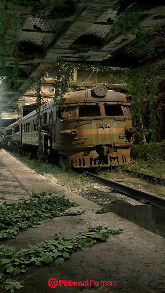 Fullness of Time: basic outline of settings | Abandoned train, Abandoned places, Abandoned