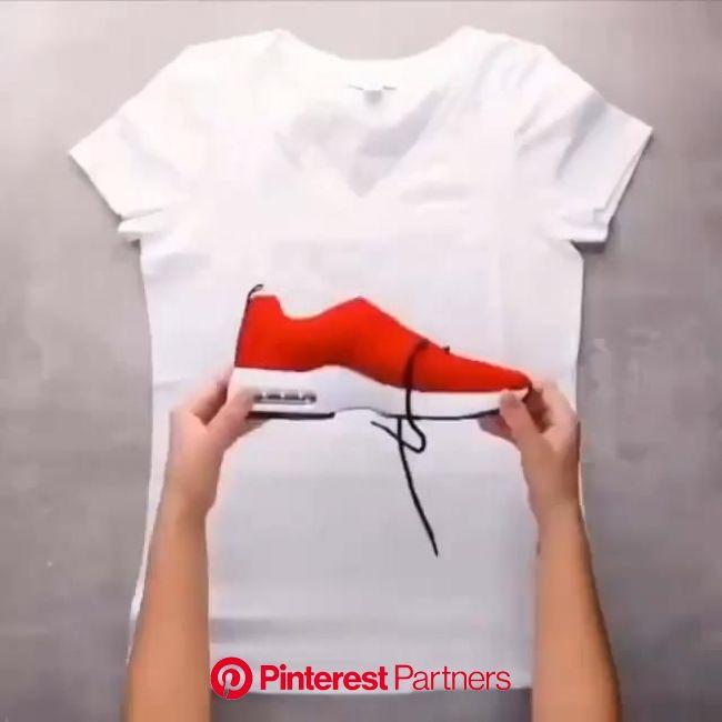 Lifehacks with clothing [Video], 2020 | Değiştirilmiş giysiler, Kendin yap moda, Elbise yeniden tasarımları