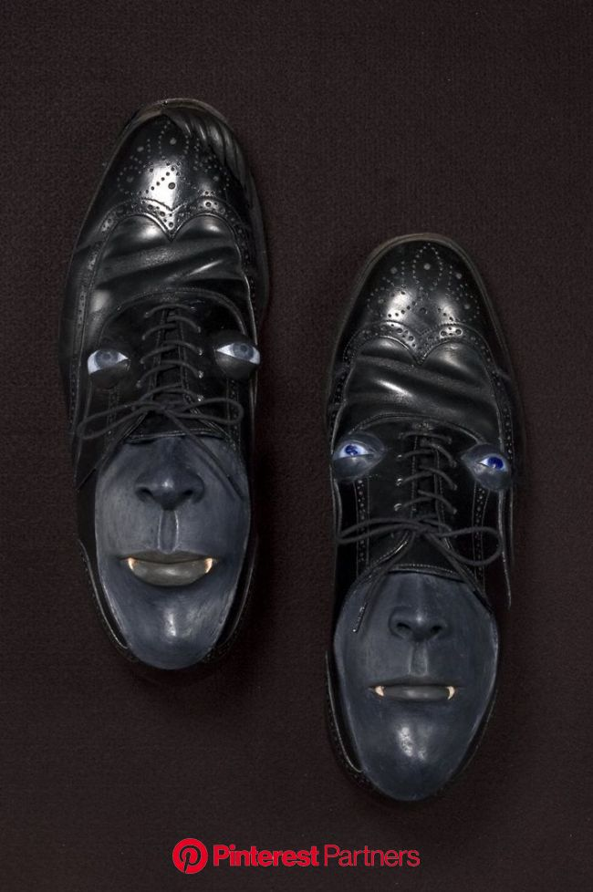 Gwen Murphy ~ Shoe Sculptures | Funny shoes, Crazy shoes, Old shoes