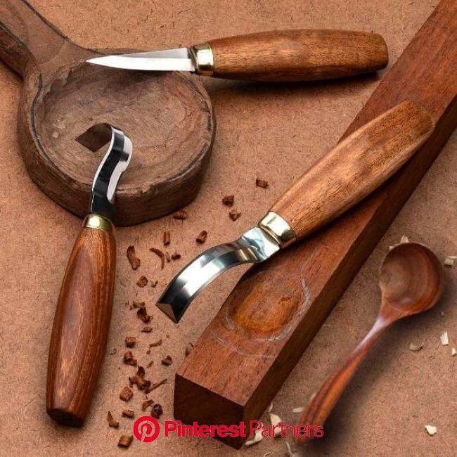 Wood Carving Hook Tools Set [Video] [Video] in 2021 | Wood spoon carving, Wood carving patterns, Woodworking