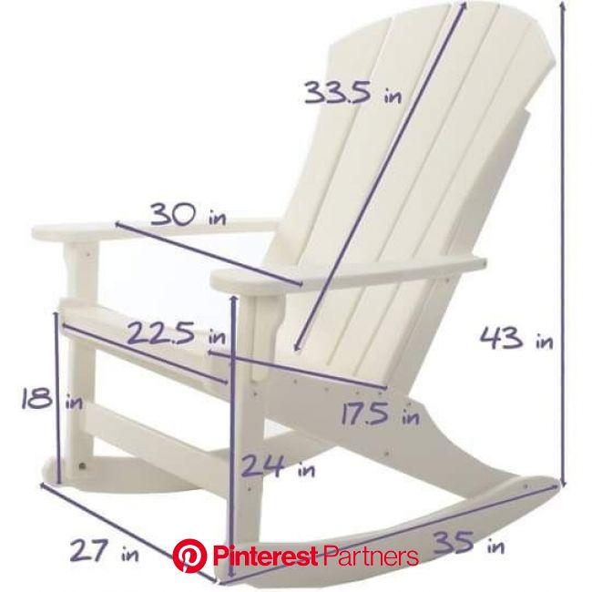 Création de chaises avec de la récupération! - Bricolage maison en 2021 | Plans de meubles, Chaises berçantes en bois, Meubles en bois de palettes