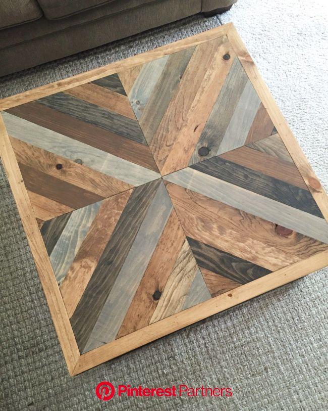 west elm inspired industrial diy coffee table | Diy coffee table, Coffee table wood, Diy table