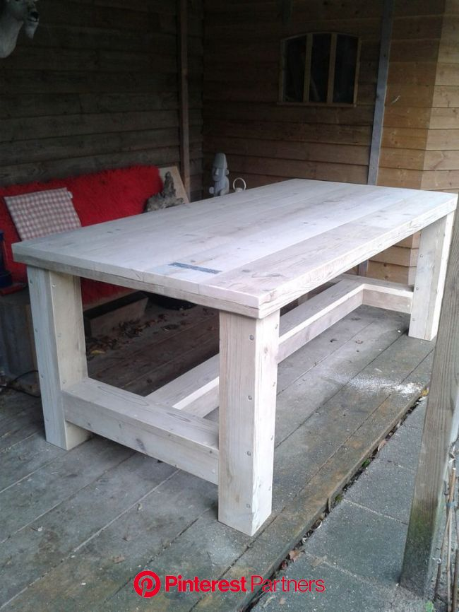 Tranquil Popular Woodworking Workshop #craftbeer #MakingWoodworkingTools | Wood table diy, Diy outdoor furniture, Diy farmhouse table