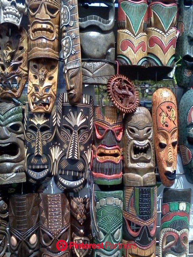 IMG1358.jpg (480×640) | Tiki mask, Tiki decor, Tiki totem