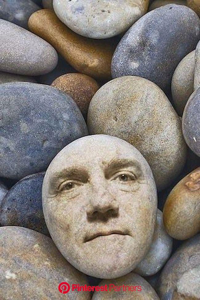 40+ Best Miniature Garden Design Ideas (1 | Stone art, Pebble art, Rock art