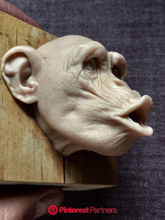 ArtStation is the leading showcase platform for games, film, media & entertainment artists. | Sculpture techniques, Animal sculptures, Sculpting