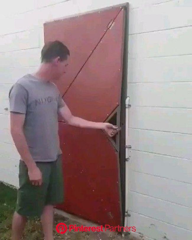 Open Locked Door [Video] in 2020 | Interior design kitchen rustic, Door gate design, Doors