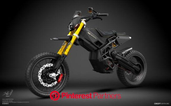 WAYRA Electric Motorbike Vision from Designer Pablo Baranoff Dorn | Electric bicycle, Motorcycle, Motorbikes