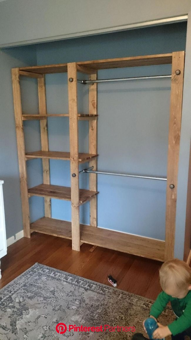 20 Cool Diy Projects Furniture Design Ideas For Bedroom Diy Projects Apartment Diy Projects Shelves Bedroom Closet Storage Wood Decor 2019 2020