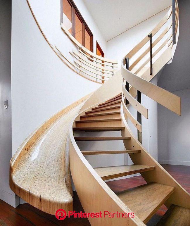 30 ideias de design incríveis e originais para sua casa | Projeto de escada, Portas de correr interiores, Escadaria moderna