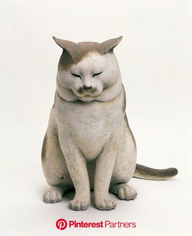 Galleria Grafica Tokio | Cat art, Animal sculptures, Animals artwork