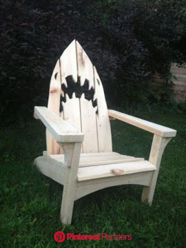 74 Unique Adirondack Chair Design Ideas Makes You Relax #adirondackchaircushions  #adirondackchair  #adirondack  #chair  #chairdesign… in 2020 | Outdo