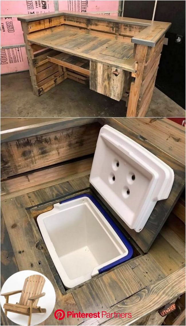 Picture of: 25 Incredible New Creations With Old Shipping Pallets Wooden Ideas Fancy Pallets Wooden Diy Ideas Diy Pallet Furniture Wooden Pallet Projects Wood Decor 2019 2020
