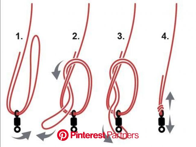 How to Tie a Palomar Knot | Strong knots, Palomar knot, Fishing knots