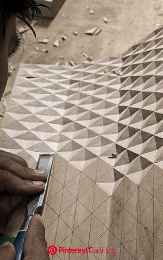"Swedish Design and Peruvian Craft Meet As ""Prehistoric Aliens"" | Woodworking, Swedish design, Woodworking plans"