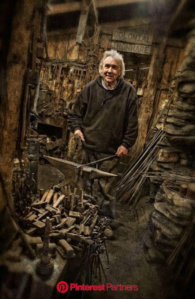 Dan Routh Photography: Blacksmith | Blacksmithing, Blacksmith shop, Iron work