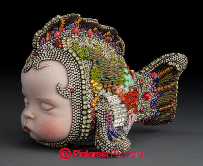 Edward. $3,200.00, via Etsy. Edward is a napper who sleeps through just about everything. This fancy fellow was covered usin… in 2020 | Art dolls, Bea