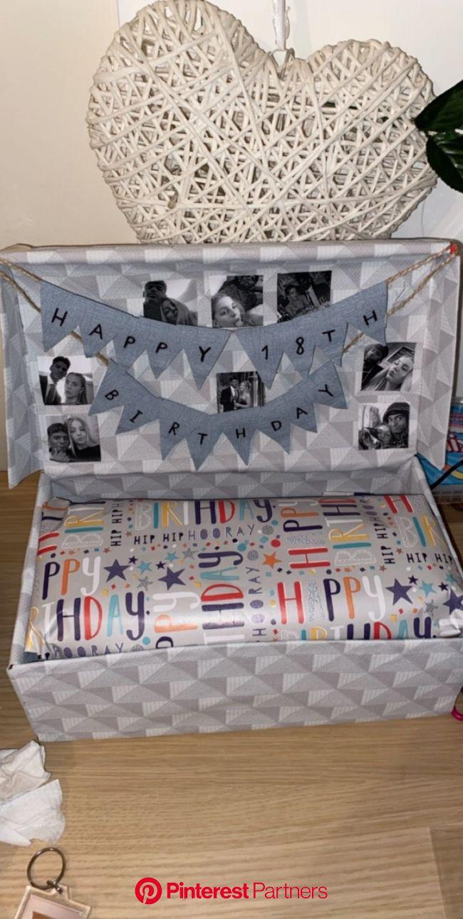 Birthday prhect en 2021 | Regalos de cumpleaños para mejor amigo, Regalos de cumpleaños para novio, Regalos pequeños para novios