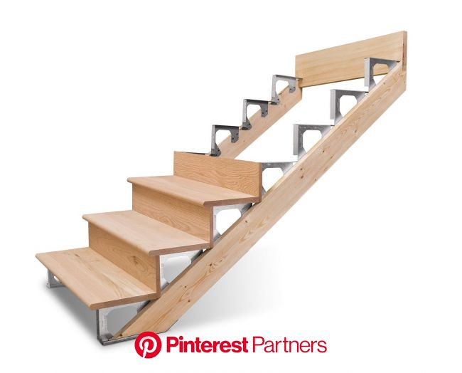Eberly & Collard PR: GoPro's Universal Stair Bracket System   Outdoor stairs, Stairs design, Building stairs