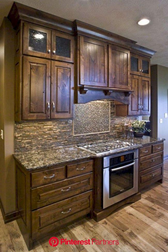 67 The Top Rustic Farmhouse Kitchen Cabinets Ideas Farmhouse Kitchen Cabinets Budget Kitchen Remodel Farmhouse Style Kitchen Wood Decor 2019 2020
