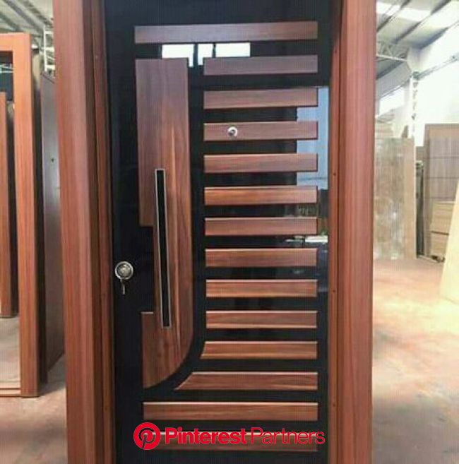 Modern Wooden Front Door Entrance Interiors 38 Ideas In 2020 Wooden Front Doors Door Design Interior Wooden Door Design Wood Decor 2019 2020