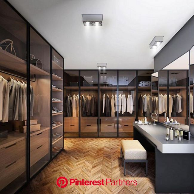 20 Best and Modern Closet Design For Your Beautiful Home | Luxury closet, Bedroom closet design, Walk in closet design