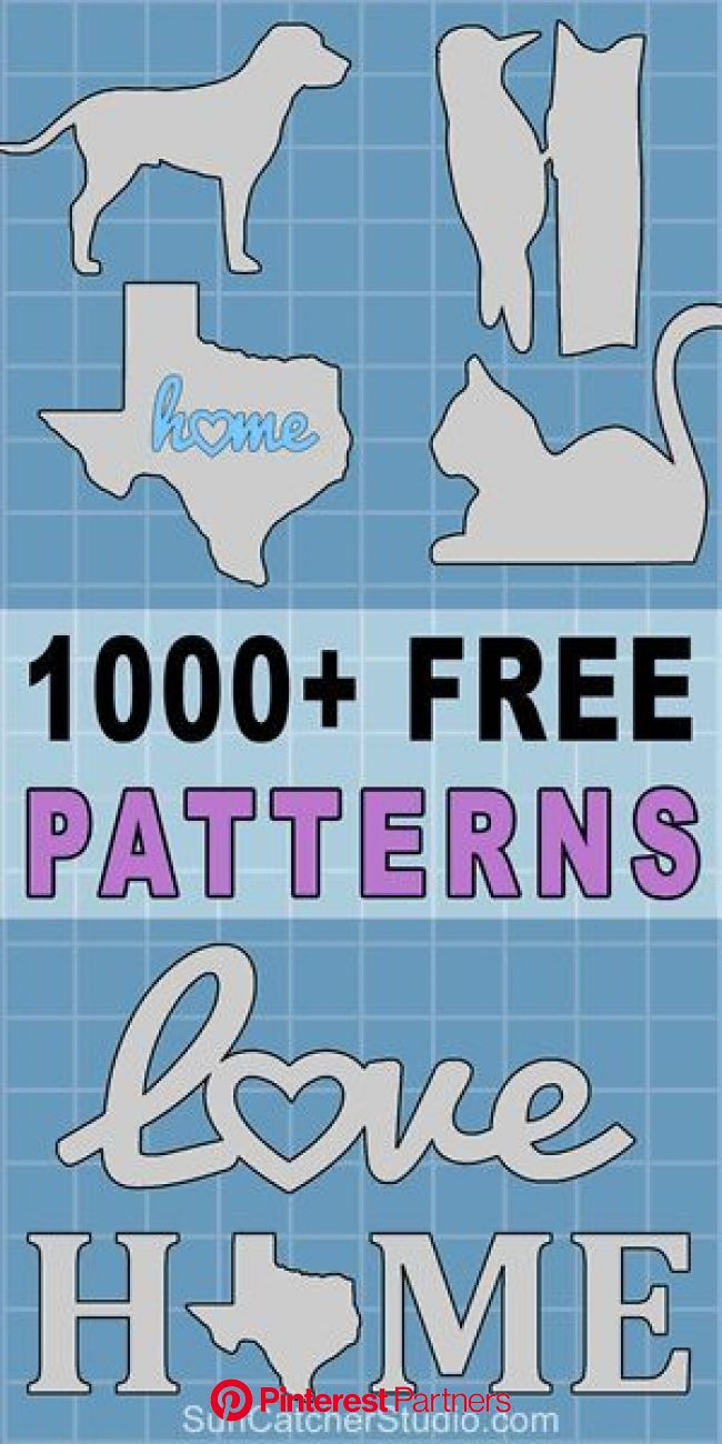 Patterns, Clip Art, Templates (Free JPG, PNG, SVG Designs) | Free stencils, Cricut projects vinyl, Cricut projects beginner