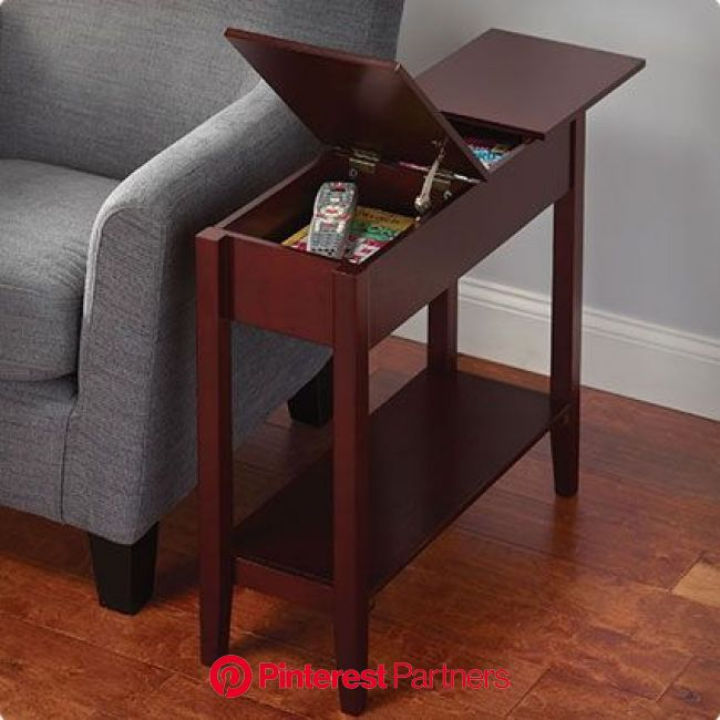 111 Most Unique Christmas Gifts of the Year (With images) | Living room side table, Modern furniture living room, Hidden storage side table
