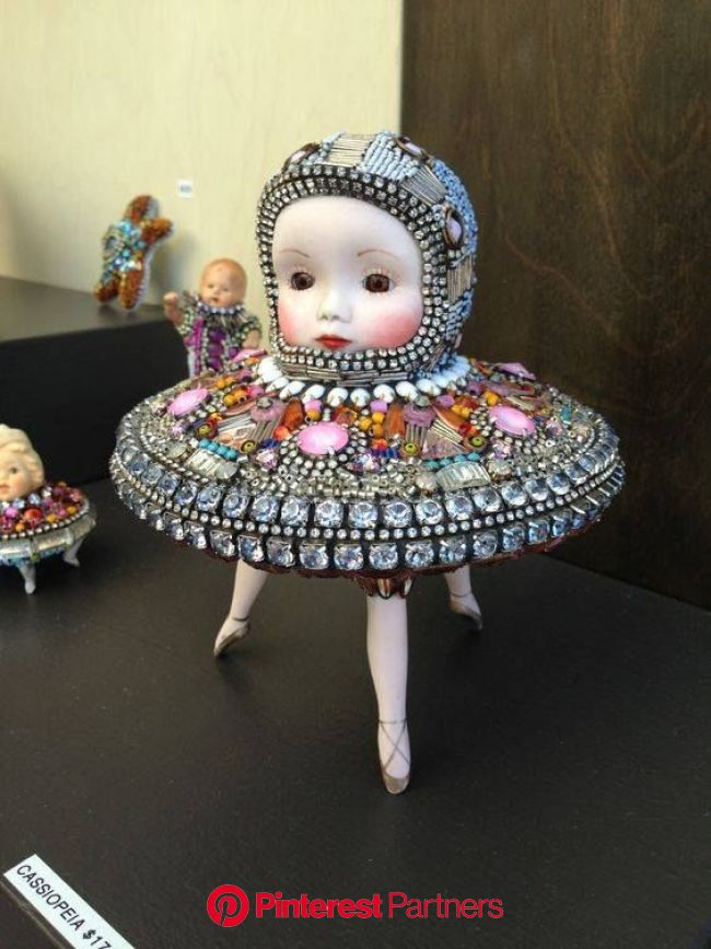 Pin by AliensCrafts on Gallery of the absurd | Art dolls, Assemblage art, Creepy dolls