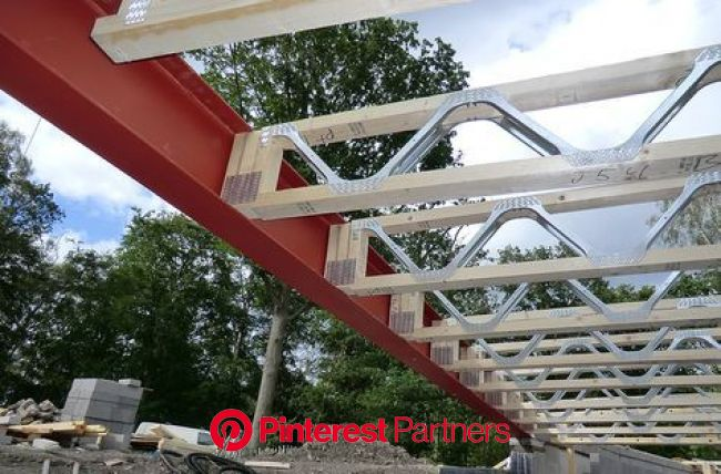 Easi-Joists - ETS Engineered Timber Solutions Ltd   Building design, Steel structure buildings, Architecture details