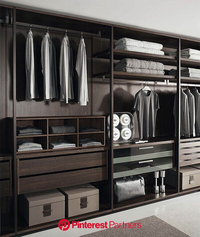 17 Luxury Walk In Closet Ideas to Make Bedroom Interior More Organized! | Closet bedroom, Modern closet, Organizing walk in closet