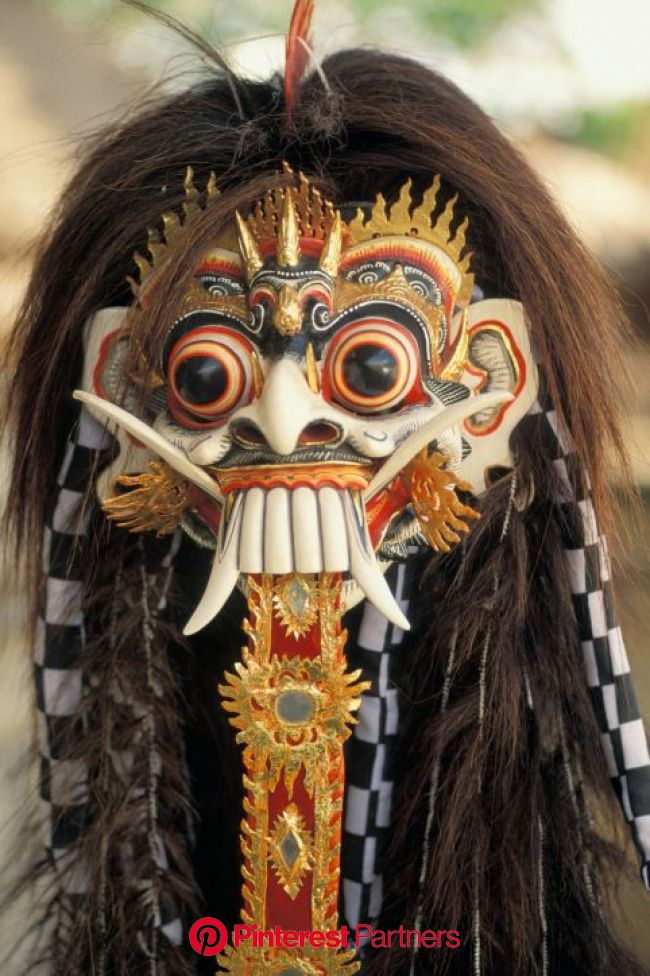 What Do You Know About Hanuman the Hindu Ape God? | Barong, Barong bali, Indonesian art