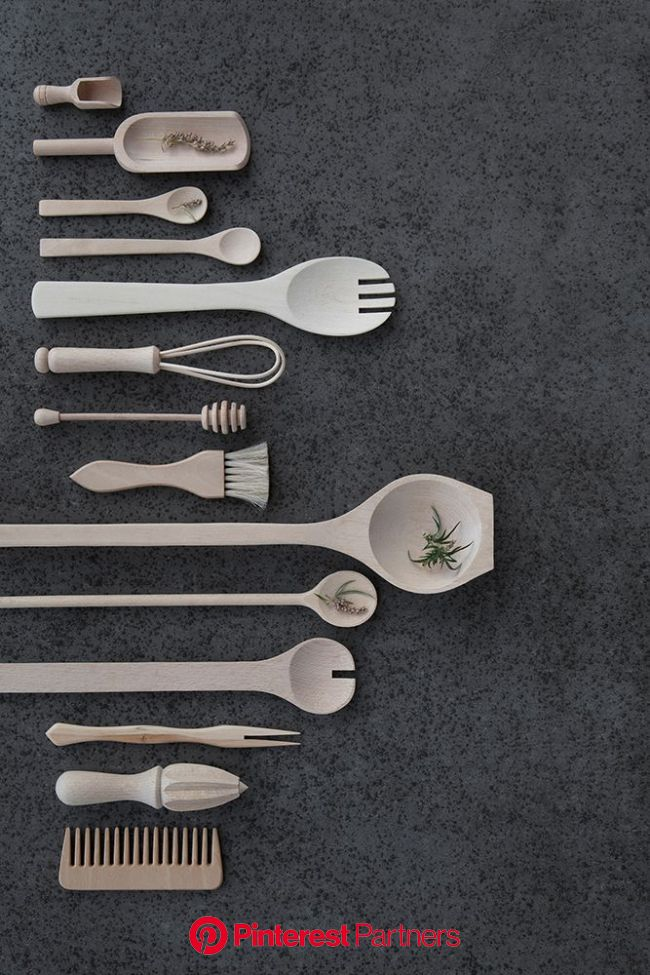 Tra tutte le materie prime in cucina non ce né una di forma uguale all'altra. | Wood, Design, Objects design