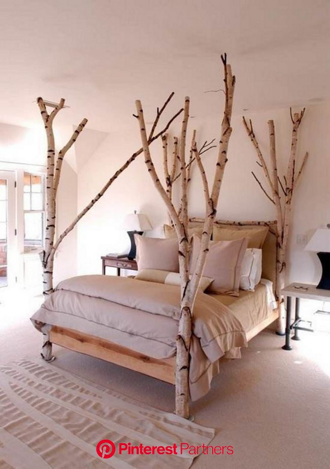 20+ Best Wood Bed Design Decor Ideas For Contemporary House | Redecorate bedroom, Bedroom decor, Bedroom design