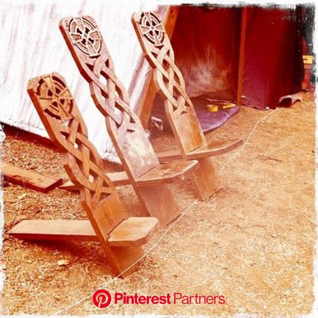 Marlowe and Co.: Our Sunday | Cool woodworking projects, Wood creations, Medieval furniture