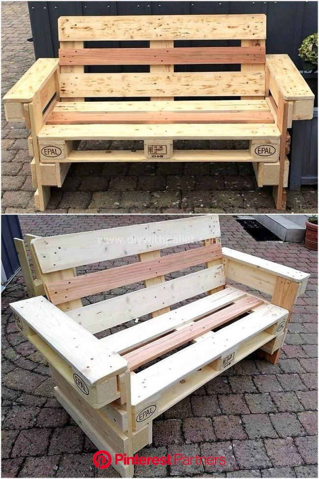 Easy Diy Ideas With Used Wood Pallets Wood Pallet Furniture Pallet Furniture Plans Wood Pallets Wood Decor 2019 2020