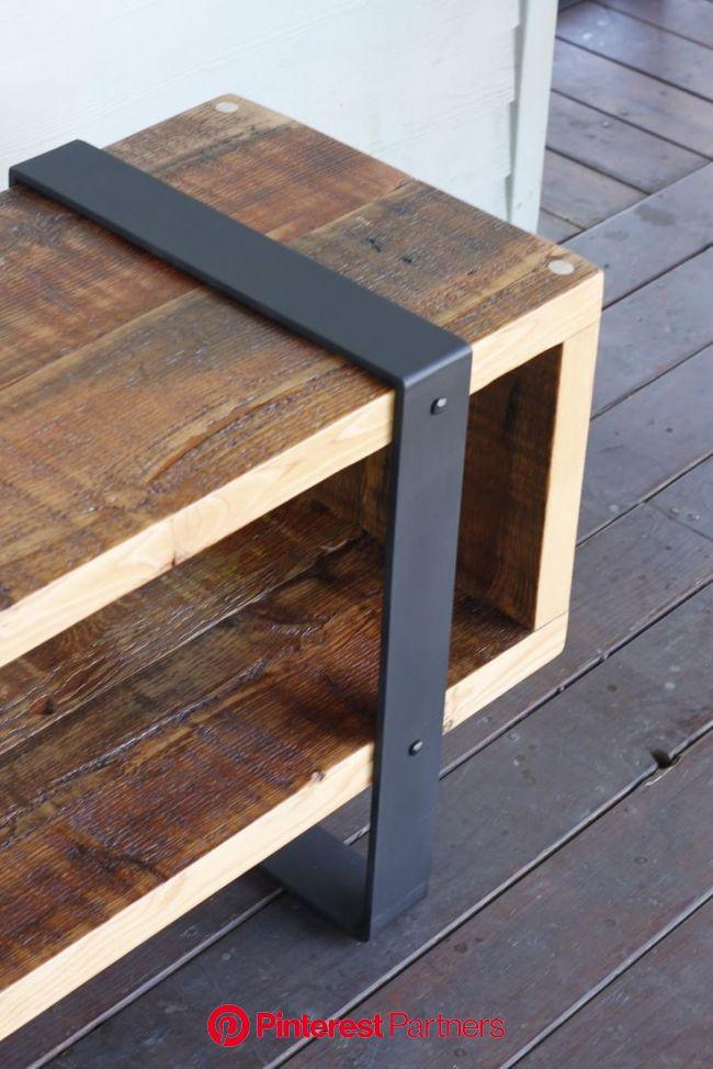 Holz- und Metallmöbel | Metal furniture design, Vintage industrial furniture, Furniture diy