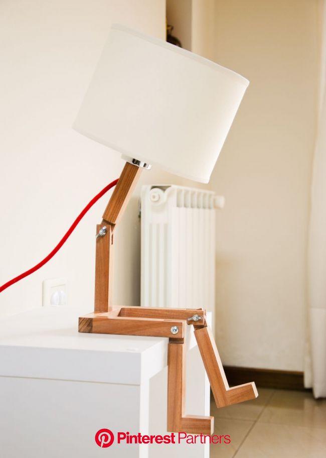 Best Pallet Projects   Lampara de escritorio, Lamparas de velador, Veladores de madera